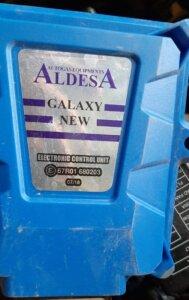 LPG-C07A ALDESA GALAXY NEW LPG AYAR KABLOSU LPG INTERFACE